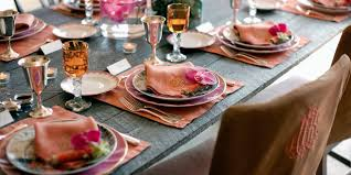 thanksgiving serveware table ideas bright to dazzle your