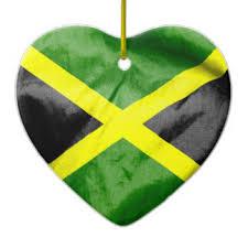 patriotic jamaican ornaments keepsake ornaments zazzle