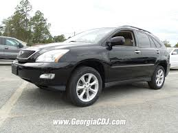 lexus rx 350 for sale 2009 2009 lexus rx 350 for sale in statesboro ga 2t2hk31u09c126972