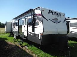 Puma 5th Wheel Floor Plans by 2 Bedroom Rv Forest River Cherokee 39kr 2bdrm Quad Slide With 1 12
