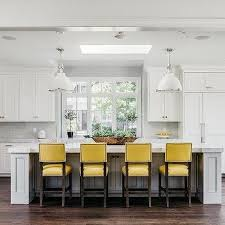 stools for kitchen islands yellow leather counter stools design ideas