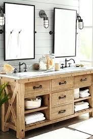 modern bathroom cabinet ideas rustic modern bathroom vanity the best material for gorgeous design