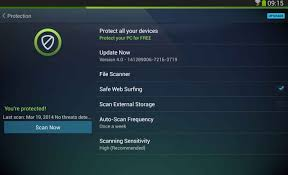 10 best free antivirus for android 2014