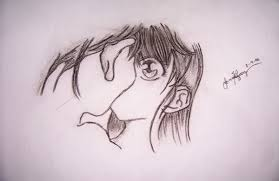 27 love drawings pencil drawings sketches freecreatives