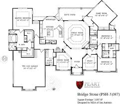 custom home plan 32 best single level homes images on home plans
