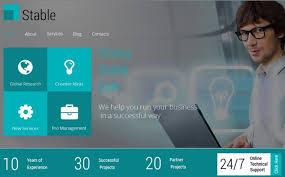 html5 website template free free html5 theme for consulting firm