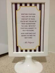 Poem For Wedding Bathroom Basket The Wedding Bathroom Basket U2026 U2013 The Littlest Polkadot