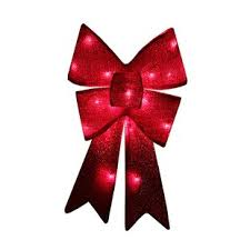 large lighted christmas bow large outdoor christmas bows wayfair