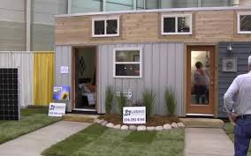 tiny house a big hit at home remodeling show the wichita eagle