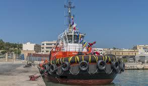 Matla Flag Rimorchiatori Riuniti Takes Delivery Of Damen Asd 2411