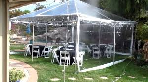 clear wedding tent best canopy clear top canopy evening party tent party