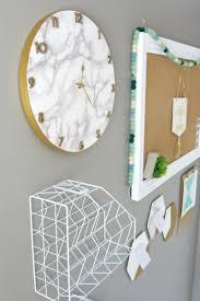 Contact Paper Marble Contact Paper Clock Making Manzanita