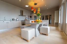 bespoke kitchen furniture stylish outlook curved bespoke kitchen by david furniture