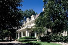 Dutch Colonial Style Dallas Eclectic Architecture