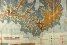 Map Grand Canyon Grand Canyon