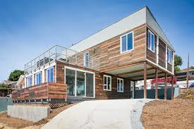 Shipping Container Apartments San Diego Modern Home Made From Shipping Containers Realtor