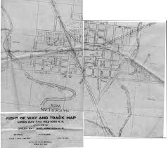 Wisconsin Rapids Map by Merrillan Map