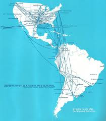 Copa Airlines Route Map by Central American Aviation Thread Part 55 Airliners Net
