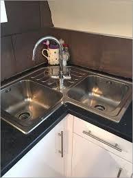 corner kitchen sink cabinet 18 amazing corner kitchen sink ideas with spacious concept
