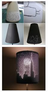 Diy Lamp Shade 17 Creative Diy Lampshade Ideas For Bright Desk Lamp