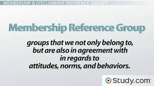 reference group in sociology definition examples u0026 types video