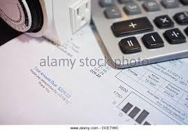 Electricity Bill Desk Electricity Bill Stock Photos U0026 Electricity Bill Stock Images Alamy
