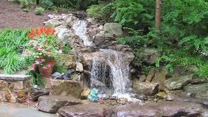 should i have a stream with my koi pond premier ponds dc md