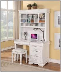 small white computer desk with hutch desk home design ideas