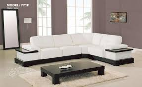 Discount Leather Sectional Sofa by Furniture Brown Leather Sectional Sofa With Modern Design Water