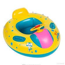 siege bebe gonflable bateau gonflable bébé flotteur anneau de natation voiture bouée