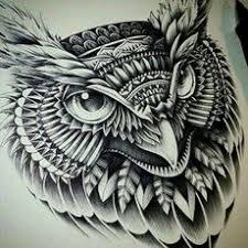 the tribal tattoos tribal owl tattoo indian tribal owl tattoos