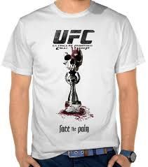 Jual Kaos Reebok Ufc jual kaos ufc ultimate fighting chionship bela diri
