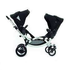 abc design tandem abc design zoom tandem pushchair granit co uk baby