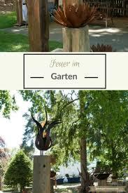 Ideen Aus Holz Fur Den Garten Anzeigen Vorbericht Bilder Skulpturen Kunst Im Garten Und