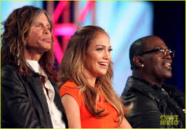jennifer lopez u0027american idol u0027 tca with the judges photo
