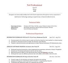 winning resume myitcareercoach com