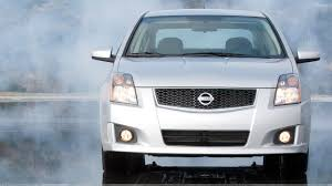 sentra nissan white front pose of 2009 nissan sentra sr in white wallpaper