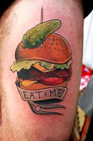 20 delicious food tattoo design and ideas for you to try instaloverz