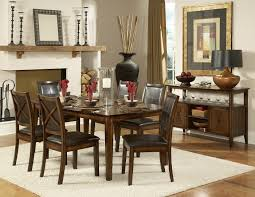 7pc dining room sets liberty furniture southpark contemporary 7