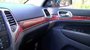 2011 jeep grand cherokee overland 4x4 detailed walkaround youtube