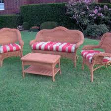 Cushions For Wicker Settee Sofa And Loveseat Cushions Hayneedle