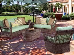 Outdoor Patio Furniture Ottawa Avocado Chair Cushion Resin Wicker Outdoor Patio Furniture