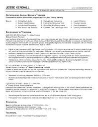 Resume For Assistant Principal How To Write A Teacher Resume Sample Teaching Resumes For