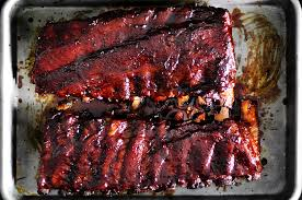 caramel soy sauce sticky ribs u2013 lady and pups u2013 an angry food blog