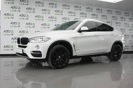 Bmw X5 White - 2015 used bmw x5 white color autoz qatar