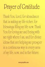 powerful thanksgiving prayer festival collections