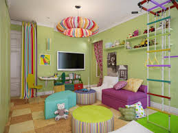 Sofa For Kids Room Colorful Room For Kids With Inspiration Ideas Home Design Mariapngt