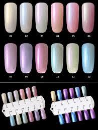 mdskl magic multicolored long lasting glue nail polish 10ml bright