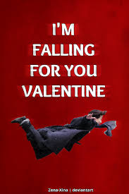 sherlock valentines day cards falling for you sherlock card by zena xina on deviantart