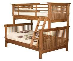 Amish Made Bedroom Furniture by Amish Mission Bunk Bed Bed Sets Amish And Beds